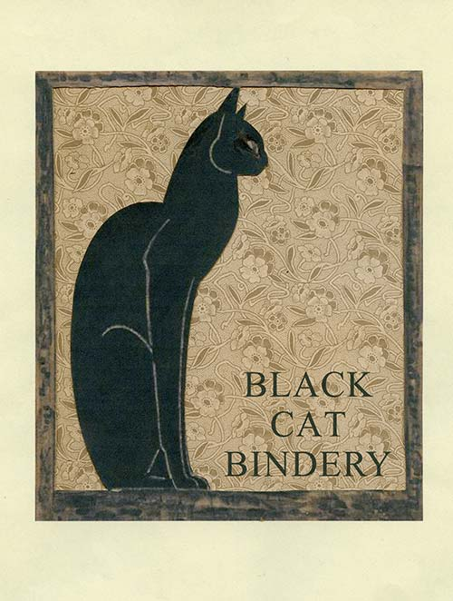 Black Cat Bindery