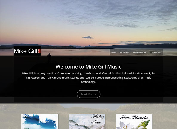 Mike Gill Music