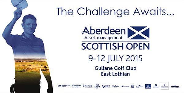 The Scottish Open 2015